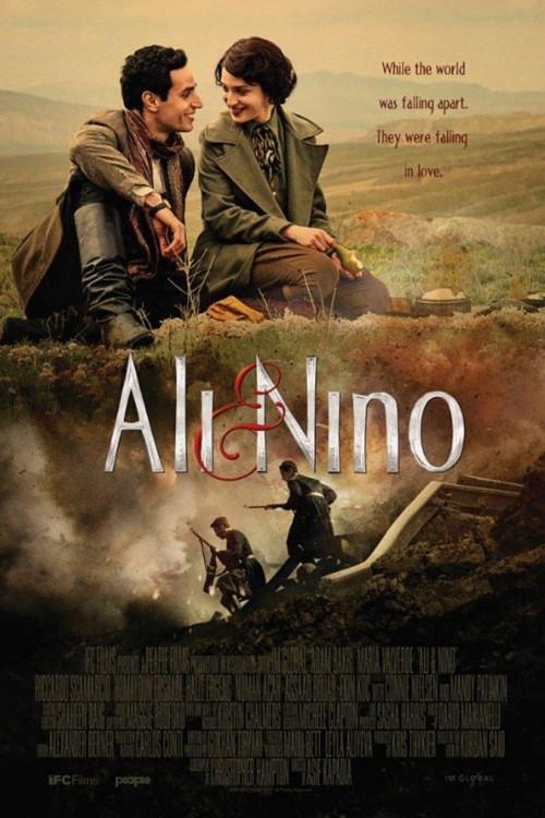 دانلود فیلم Ali And Nino 2016